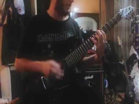 Jeff Loomis - Miles of Machines Cover - Zero Order Phase