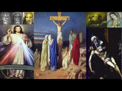 Chaplet Of Divine Mercy   Rosary In Song ~ Sorrowful video