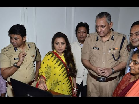 Rani Mukerji Stands For A Noble Cause