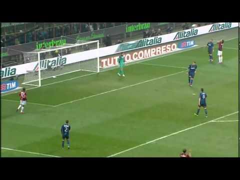 Inter Mediolan-AC Milan 0-1