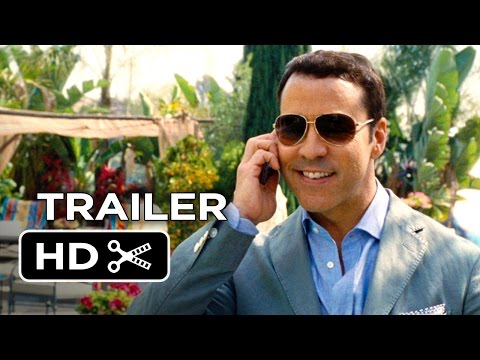 Entourage Official Trailer #1 (2015) - Jeremy Piven, Mark Wahlberg Mov...