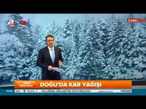 Murat Onur A Haber Tokat Başçiftlik Kar sezonu V...