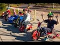 Razor Crazy Cart vs Power Rider 360 vs SRT Viper vs Mini Racers Big Race!