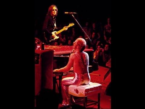 Elton John & John Lennon LIVE - Lucy in the Sky with Diamonds