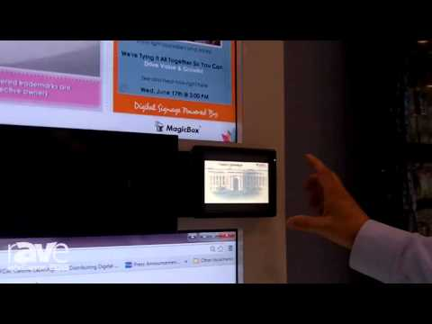 InfoComm 2015: ClearOne Highlights Web-Based Digital Signage Solutions