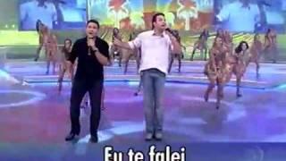 João Bosco E Vinicius Chora Me Liga Faustão
