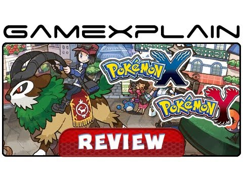 Pokémon X & Y - Video Review (3DS)