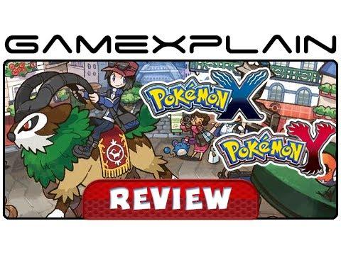 Pokémon X & Y - Video Review (3DS)