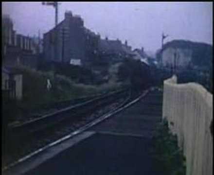 Fife East Coast Railway 1962