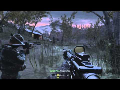 Call of Duty 4 Modern Warfare Walkthrough Part 2