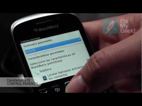 Características BlackBerry Curve 9220 y Curve 9320 - OhMyGeek!