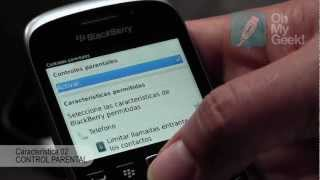Caractersticas BlackBerry Curve 9220 y Curve 9320 - OhMyGeek!