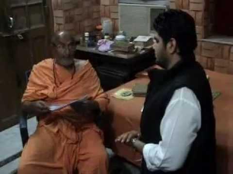 Adi Shankeracharya Madhavashram ji Maharaj strongly opposed lifting ban on beef export