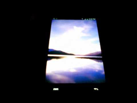 Fingerprint Screen Lock ICS Android app