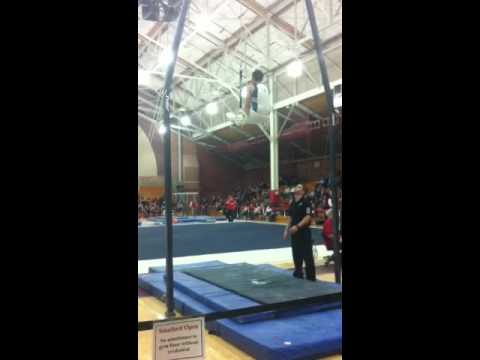 David Zepeda - Standford Open 2012 - Rings