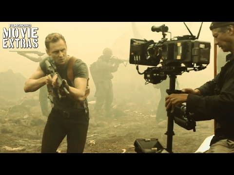 Go Behind The Scenes Of Kong: Skull Island (2017)