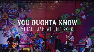 Mihali Jam You Oughta Know Alanis Morissette At Levitate Music Arts Festival 2018