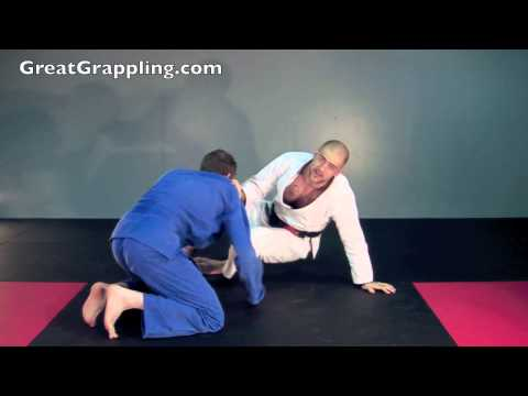 Closed Guard Sweep Scissor Sweep.mov Image 1