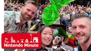 NEW Luigi's Mansion 3 Co-op Game Play w/ Developer Commentary - Nintendo Minute