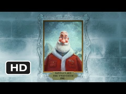 Arthur Christmas #1 Movie CLIP - Dear Santa (2011) HD