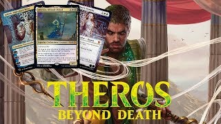 Daily Theros: Beyond Death Spoilers — December 11, 2019 | Ashiok, Athreos & Elspeth
