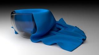 Blender Tutorial For Beginners: Cloth Napkin