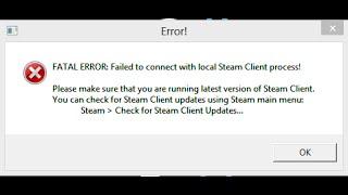 Что делать, если не запускаются игры в Steam.