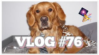 VLOG#76 / SILVESTER & FROHES NEUES 🎆❤️