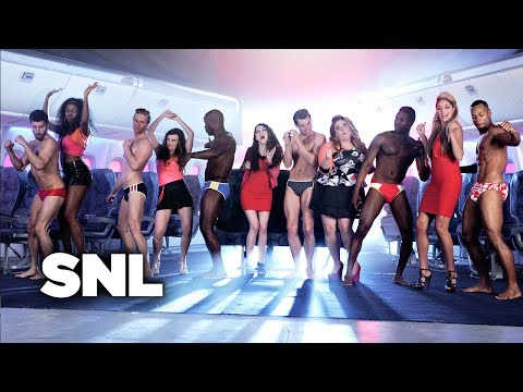Dongs All Over The World - Saturday Night Live