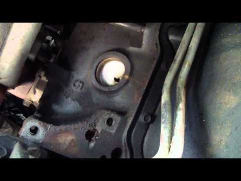 How To Replace A Freeze Plug On A GM 4.3 V6 Engine