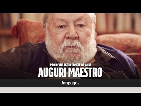 Paolo Villaggio compie 84 anni: