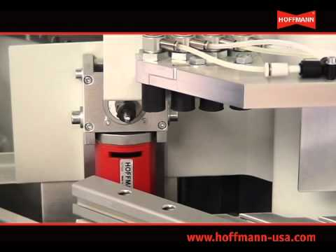 Hoffmann MS35SF Double Miter Saw - Router Combination Machine