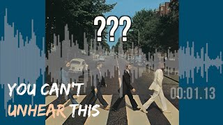 The Weird Anomalies in The Beatles' Abbey Road Medley