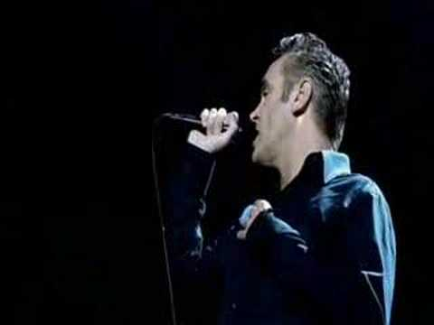 Morrissey Irish Blood English Heart (live)