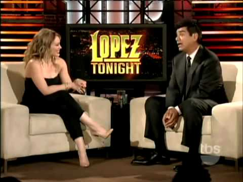 Hilary Duff on Lopez Tonight