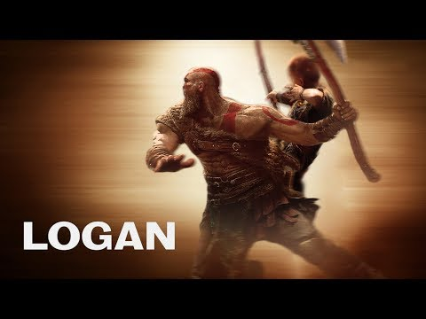 GOD OF WAR | LOGAN style Trailer