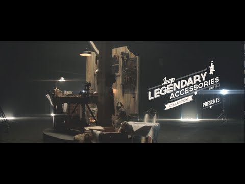 JEEP LEGENDARY ACCESSORIES - ORIGINAL