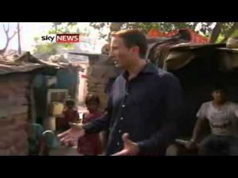 The Magic Bus Charity Helps Children In India