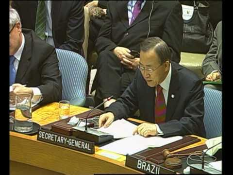 GlobalMaxim:  U.N. SECURITY COUNCIL on CAUSES OF WORLD CONFLICTS