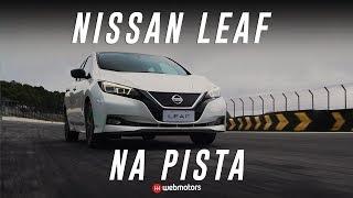 Nissan Leaf: Veja o Desempenho do Carro 100% Elétrico na Pista! - Webmotors