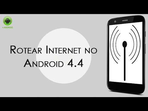 Ativar roteador no Android KitKat (Moto G. Moto X. Moto E. Nexus. Razr e outros)