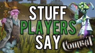 Runescape - Stuff Players Say: Microtransactions & EoC
