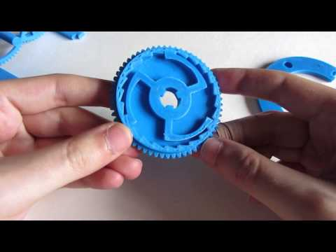 3D print design review - Spring mechanism