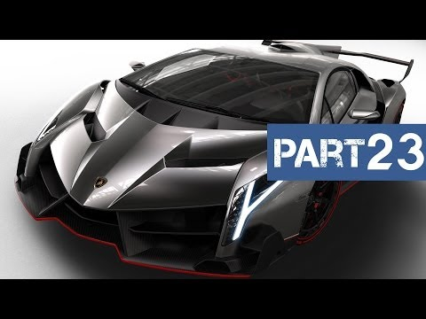 Need for Speed Rivals Walkthrough Part 23 - Lamborghini Veneno Gameplay