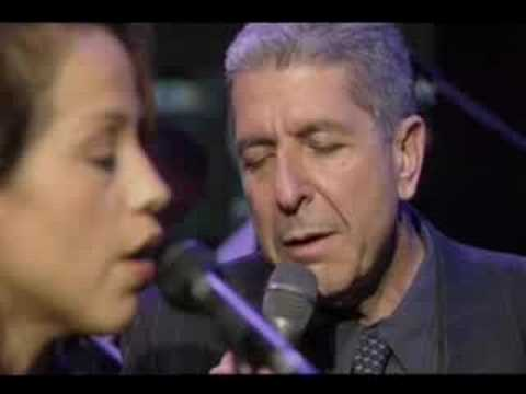leonard cohen dance me to the end of love Music Videos