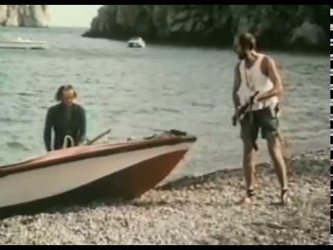 Любовь на острове смерти
