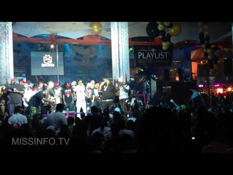 Rick Ross Speech at KOD - GFID release party