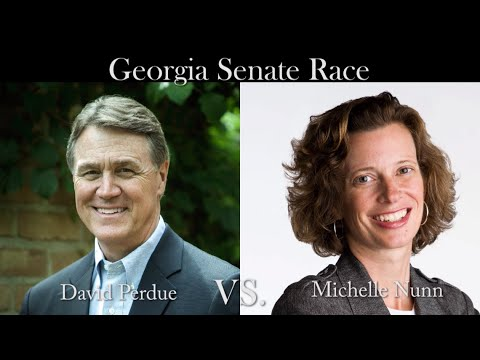 David Perdue & Michelle Nunn: Analyzing the Georgia Senate candidates