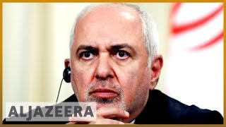 Iran's Foreign Minister Javad Zarif warns of 'all-out war'