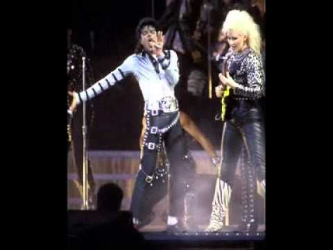 MICHAEL JACKSON WITH JENNIFER BATTEN